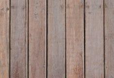 Drewniana deseczki ściana Obraz Royalty Free