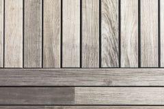 Drewniana deska tafluje tekstury Zdjęcia Royalty Free