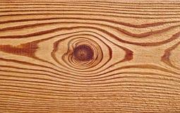 Drewniana deska z wyróżniającą adrą i gnarl Fotografia Royalty Free