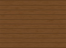 Drewniana deski tekstura - wektorowa ilustracja Ilustracja Wektor