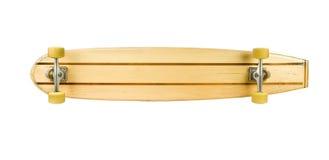 drewniana dno deskowa łyżwa Zdjęcie Stock
