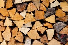 Drewniana drewniana materialna tło tekstura Obraz Stock