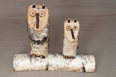 Drewniana drzewna sztuka Fotografia Stock