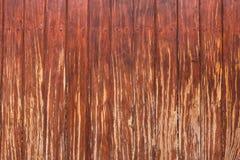 Drewniana drzwiowa tekstura Zdjęcie Royalty Free
