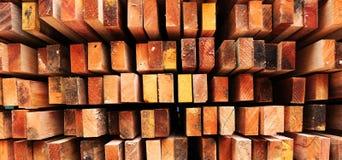 Drewniana Fabryka zdjęcia stock