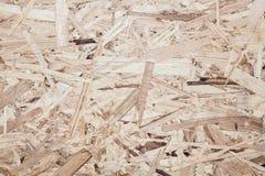 Drewniana fiberboard tła tekstura fotografia stock