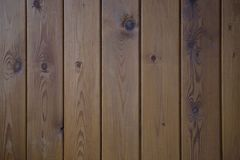 Drewniana inskrypci ściana fotografia stock