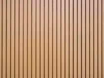 Drewniana lath ściana zdjęcia royalty free