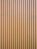 Drewniana lath ściana zdjęcie stock