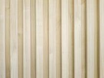 Drewniana lath ściany dekoracja robić stałym drewnem, pionowo deseniowy projekt obraz royalty free