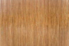 Drewniana lath ściany tekstura zdjęcia royalty free