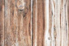 Drewniana lub drewniana rocznik deski podłoga lub ściany powierzchnia Zdjęcie Royalty Free