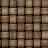 Drewniana naturalna tekstury podłoga Zdjęcia Royalty Free