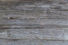 Drewniana obdrapana ściana stare deski zdjęcia stock