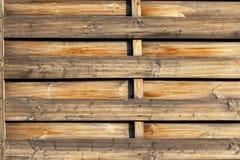 drewniana płotowa stara tekstura Zdjęcia Stock