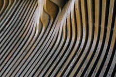Drewniana podława ławka Zdjęcia Stock