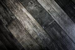 Drewniana podłogowa płytka Fotografia Royalty Free