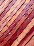 Drewniana podłogowa tło fotografii tekstura Obraz Royalty Free