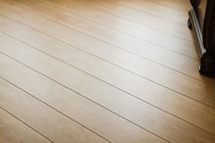 Drewniana podłoga Zdjęcie Stock