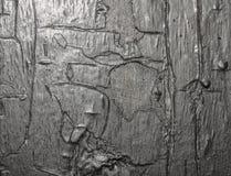 Drewniana powierzchnia Biel przestrzeń dla twój pomysłów Tło Zdjęcie Royalty Free