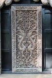 Drewniana rzeźba Zdjęcia Stock