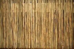 Drewniana słupa ekranu tekstura Obraz Royalty Free