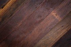 Drewniana stajni deski tekstura Zdjęcie Royalty Free