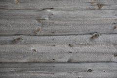 Drewniana szara tło tekstura wiele narysy sosnowi fotografia royalty free