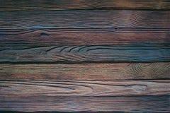 Drewniana tło ściana zdjęcia royalty free
