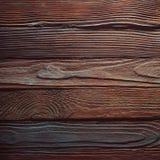 Drewniana tło ściana zdjęcie royalty free