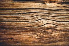 Drewniana tło ściana starzejący się textured drewno Selekcyjna ostro?? folwarczki fotografia stock