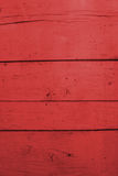 drewniana tło czerwień Obraz Stock