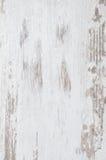 Drewniana tekstura, biały drewniany tło Obraz Royalty Free