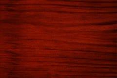 Drewniana tekstura czerwone Fotografia Royalty Free