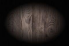 Drewniana tekstura dla tła z pionowo przygotowania rysownica i iluminujący tło fotografia stock