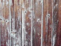Drewniana tekstura lub tło Obrazy Royalty Free