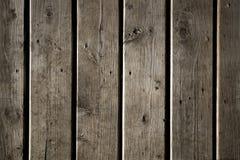 Drewniana tekstura (płynnie tileable horizontally) Fotografia Royalty Free