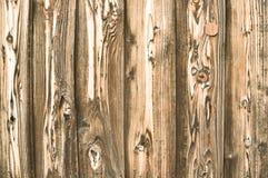 Drewniana tekstura tło stary panel Zdjęcia Stock