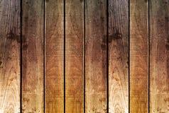 Drewniana tekstura tło starzy panel Obraz Stock
