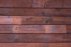 Drewniana tekstura tło starzy panel, rocznika drewnianego panelu baru zachodni kowbojski styl Zdjęcia Royalty Free