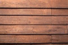 Drewniana tekstura tło starzy panel, rocznika drewnianego panelu baru zachodni kowbojski styl Obrazy Royalty Free