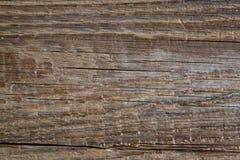 Drewniana tekstura w antykwarskim spojrzeniu Fotografia Royalty Free