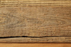 Drewniana tekstura w antykwarskim spojrzeniu Fotografia Stock