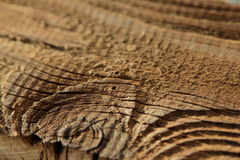 Drewniana tekstura w antykwarskim spojrzeniu Obraz Stock
