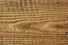Drewniana tekstura w antykwarskim spojrzeniu Obrazy Royalty Free