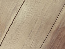 Drewniana tekstura w orage brzmieniu Zdjęcie Royalty Free