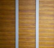 drewniana tekstura wzorów ściana Zdjęcie Royalty Free