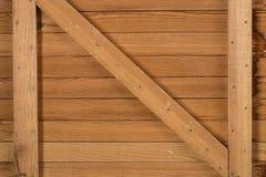 Drewniana tekstura z naturalnymi wzorami Drewniany tło Obraz Stock