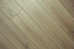Drewniana tekstury ziemia Fotografia Stock