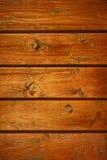 Drewniana textured ściana Obrazy Stock